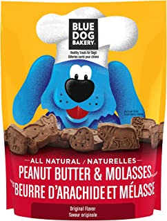 product image for Blue Dog Bakery Natural Dog Treats, Original, Peanut Butter & Molasses Flavor