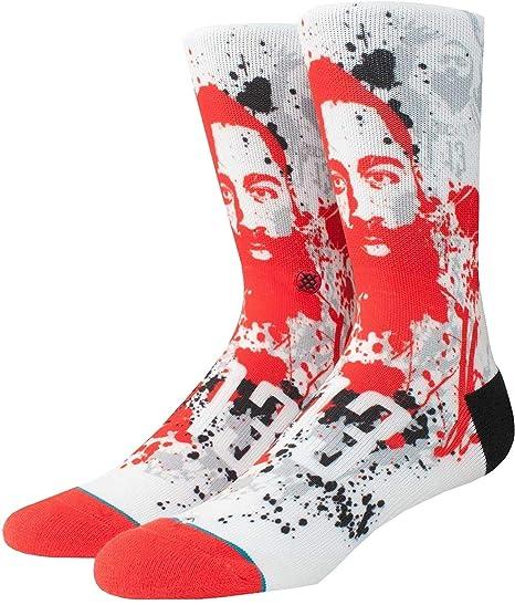 Stance calcetines de salpicaduras de James Harden Houston Rockets NBA, Medium