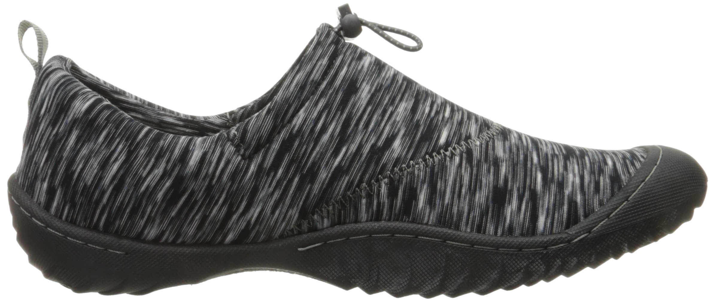 JSport by Jambu Women's Clare Walking Shoe, Black/Multi, 7 M US by JSport by Jambu (Image #7)