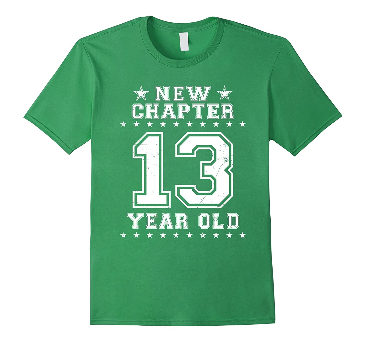 13 Year Old 13th Birthday T-Shirts Funny Gifts Born In 2004
