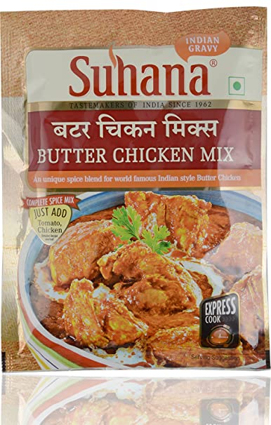 Suhana Butter Chicken Mix 50g Pouch