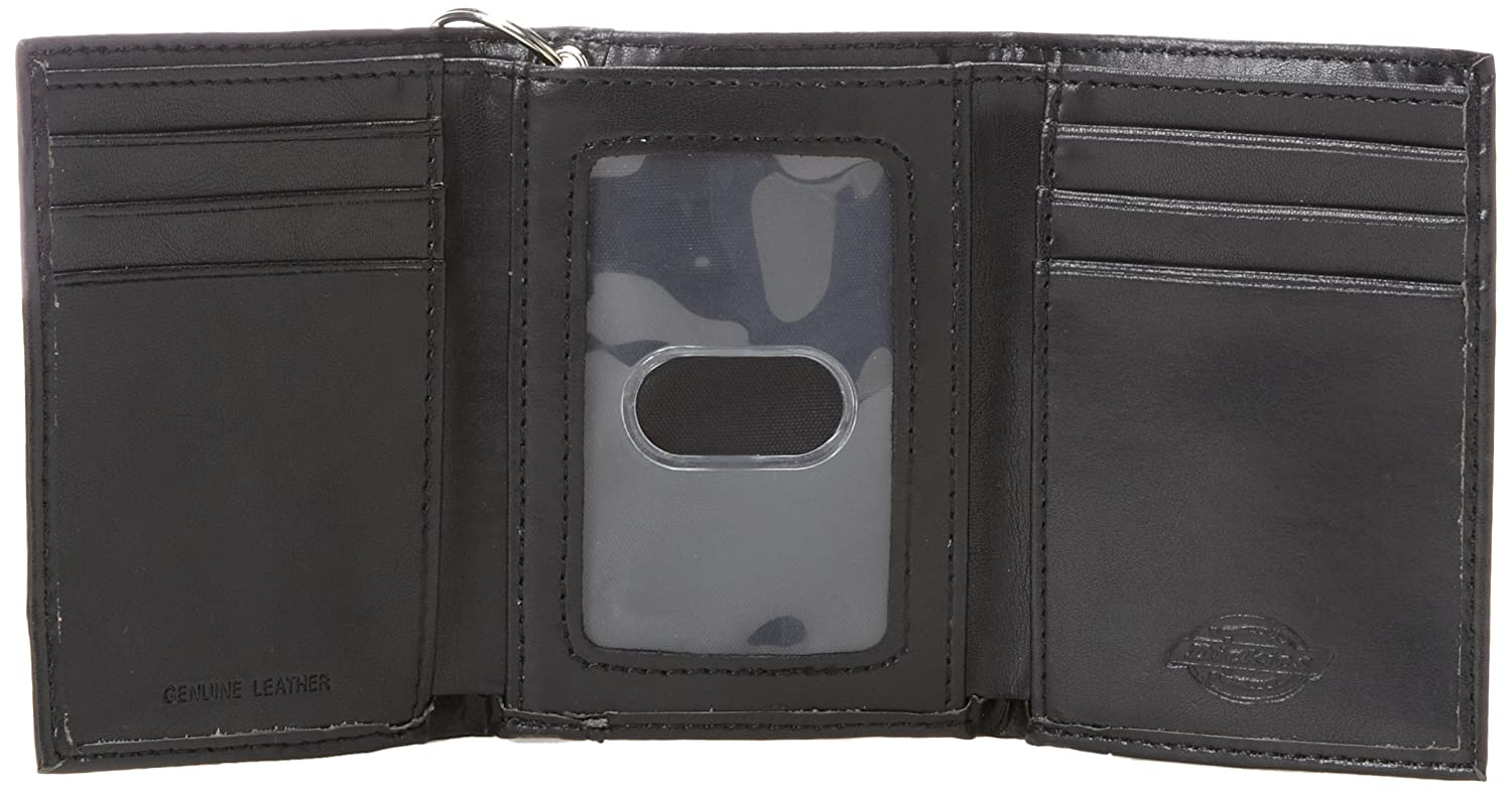 Dickies Mens Trifold Wallet Image 3