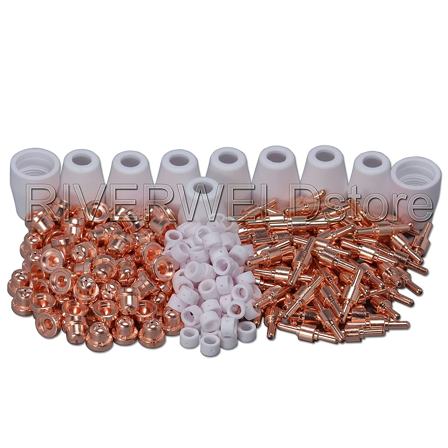 235pcs LG-40 PT-31 Air decoupe plasma pieces de rechange Consommables CUT-40 CUT-50D CT-312 RIVERWELDstore