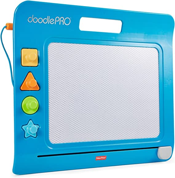 Fisher-Price Slim Doodle Pro, Blue by Fisher-Price: Amazon.es ...