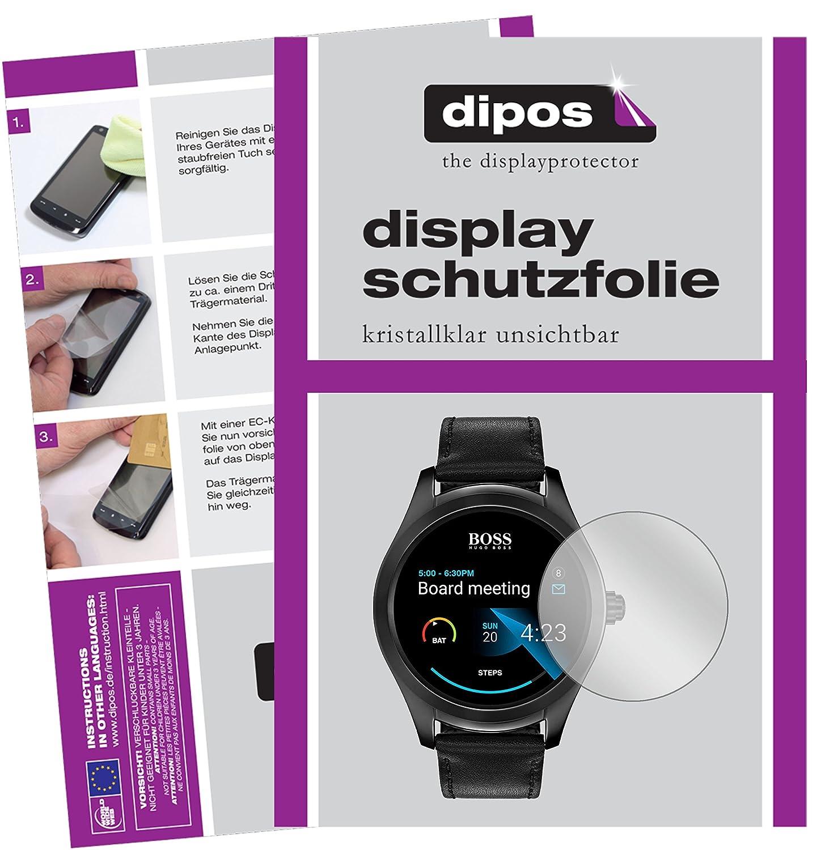 dipos I 6X Protector de Pantalla Compatible con Hugo Boss Touch ...