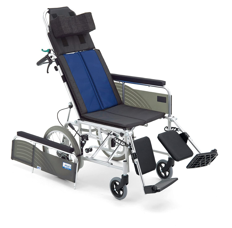 MiKi(ミキ)アルミ製車椅子 BAL-14 B00KKHVNBI