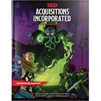 Dungeons & Dragons Acquisitions Incorporated: D&d Campaign Accessory