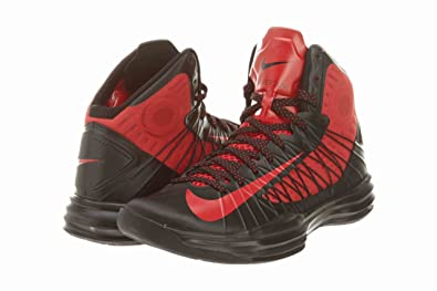 cc50b62da1ba ... netherlands mens nike hyperdunk 2012 basketball shoes black university  red 524934 006 size 11.5 c718c f5d45