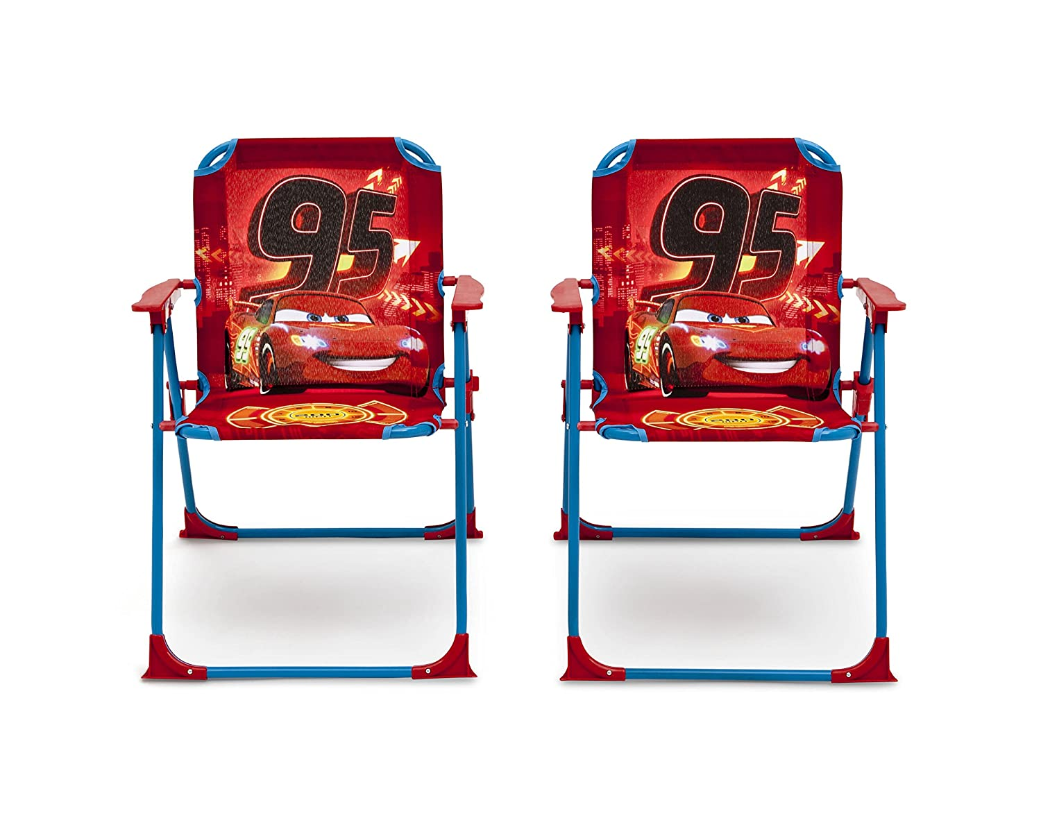 Disney Cars Outdoor Patio Set (Red) Delta Children TT89509CR