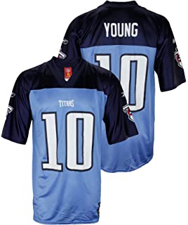 reebok tennessee titans vince young 10 white authentic jersey sale 6f77adde3