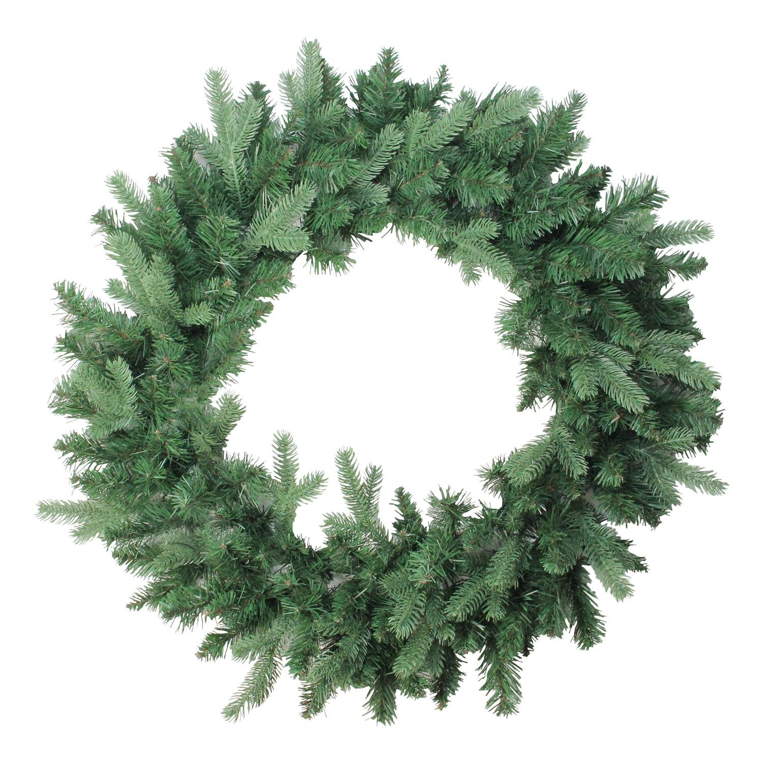 Northlight Coniferous Mixed Pine Artificial Christmas Wreath, 30