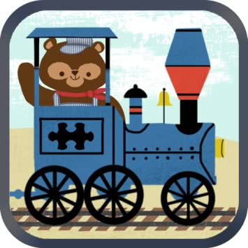 Train Games For Kids Zoo Railroad Car Puzzles Hd The Best Cool And Fun Animated Puzzle Game For Preschool Kindergarten And Young Children