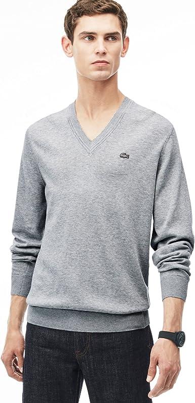 Essentials Big And Tall V-Neck Sweater Uomo