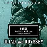 Iliad & Odyssey  (Blackstone Classic Collection)