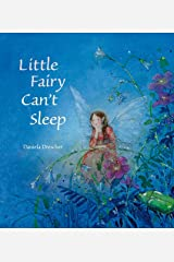 Little Fairy Can't Sleep Hardcover