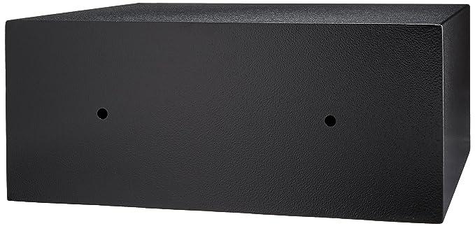 AmazonBasics - Caja fuerte (20L), color negro: Amazon.es: Bricolaje y herramientas
