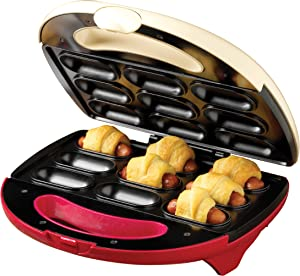 Nostalgia Electrics PNB-900 Pigs in a Blanket and Appetizer Bites Maker