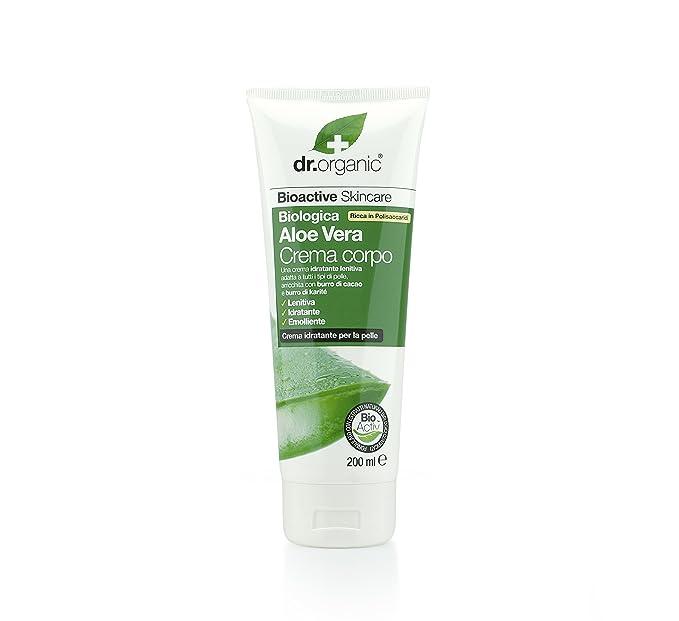 1 opinioni per Dr.Organic Aloe Vera Lozione Corpo 200 ml