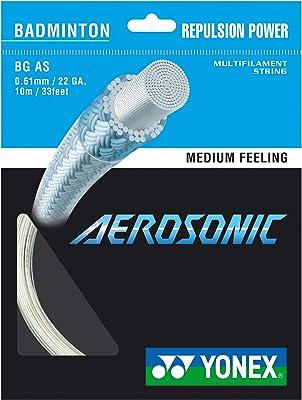 Yonex Aerosonic — Best badminton string for satisfying shots