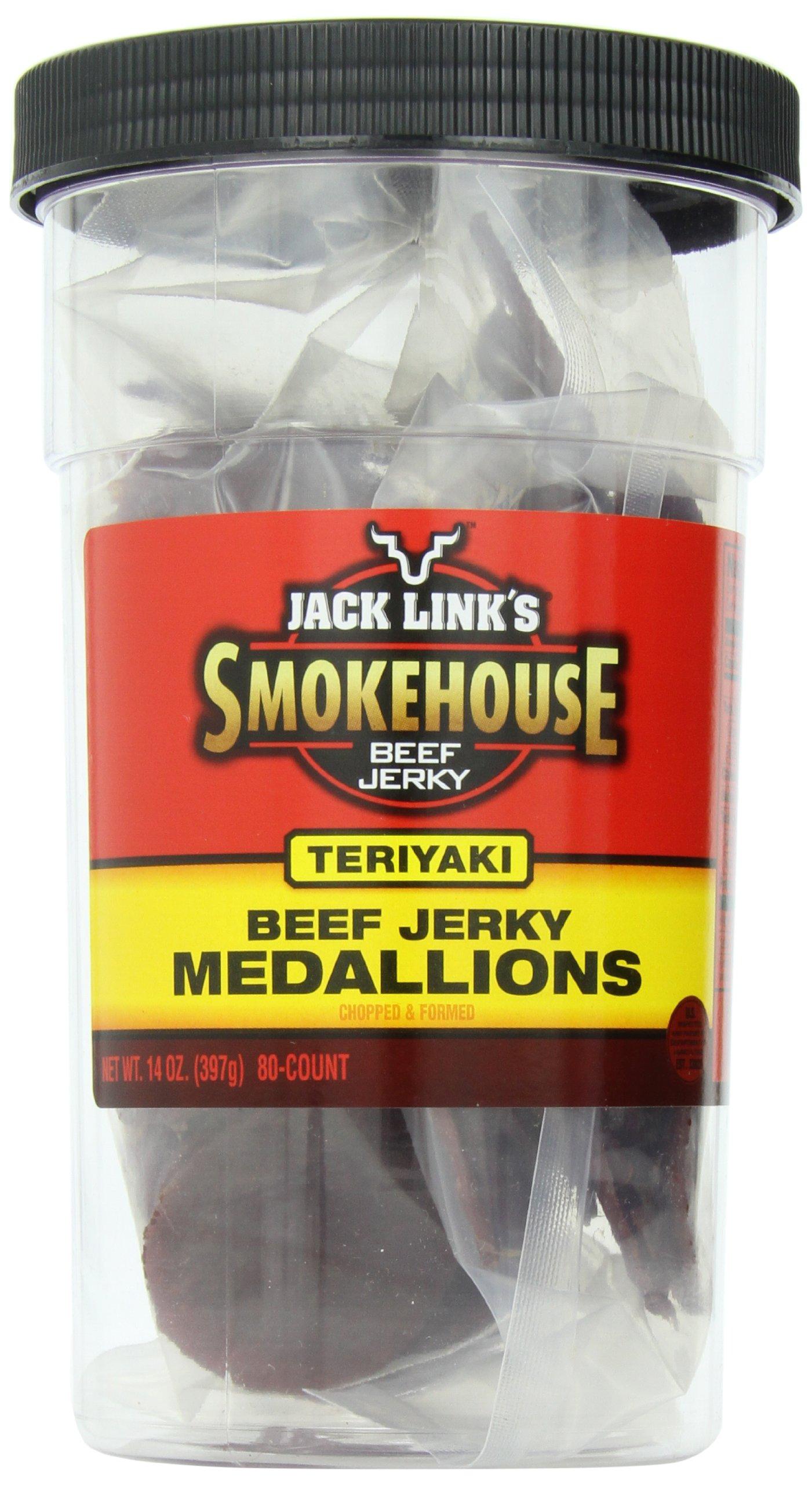 Amazon Com Jack Link S Smokehouse Beef Jerky Strips Wood