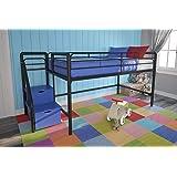 new ikea kura children 39 s reversible bed dark blue white pine wood kitchen dining. Black Bedroom Furniture Sets. Home Design Ideas