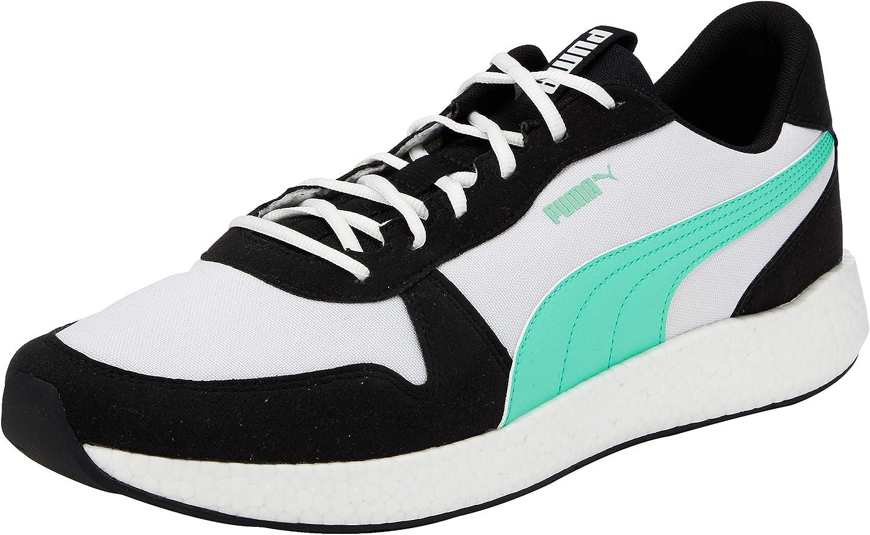 Puma Men S Nrgy Neko Retro Running Shoes Amazon Co Uk Shoes Bags