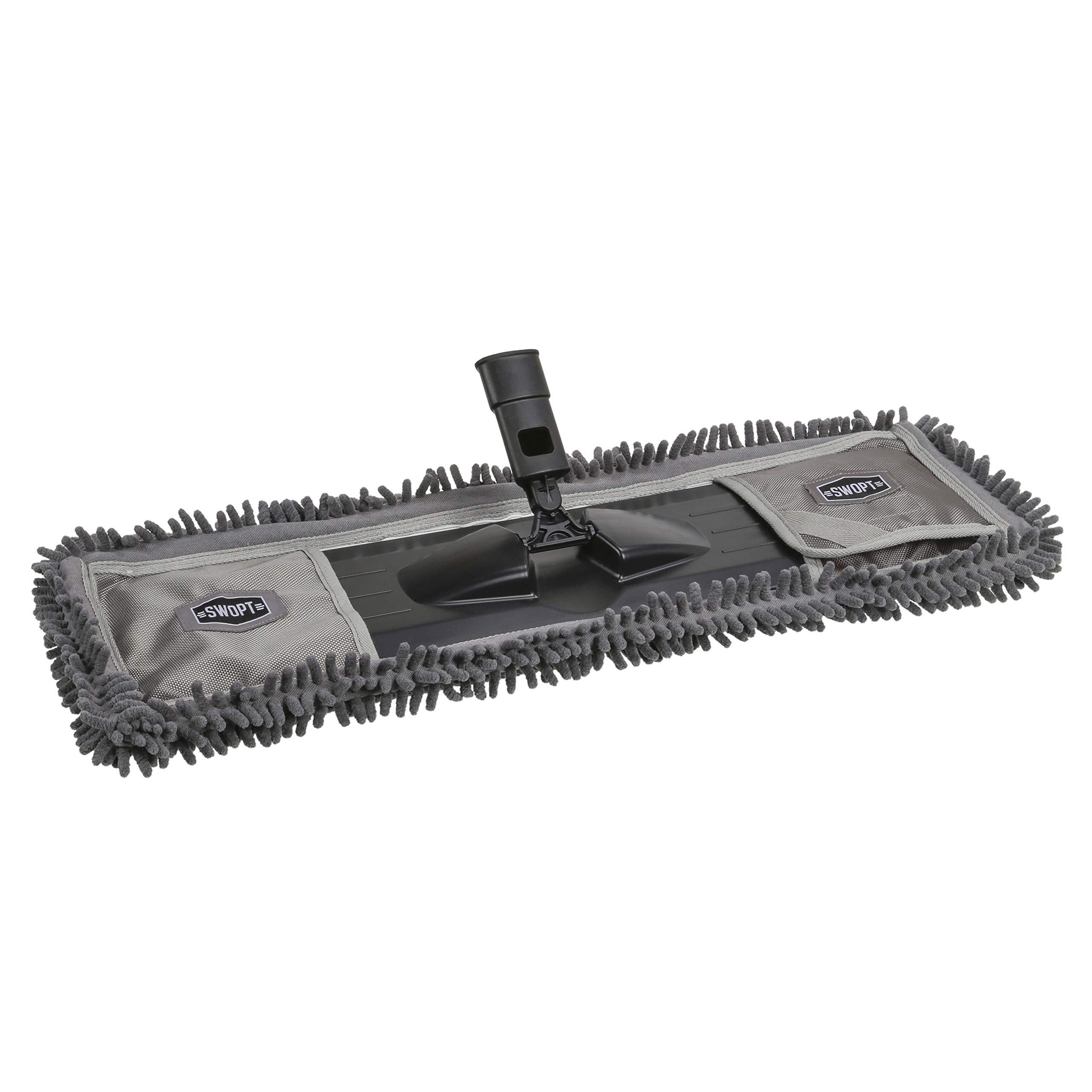 SWOPT Microfiber Dust Mop Head by Swopt