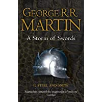 Martin, G: Storm of Swords: Part 1 Steel and Snow (Reissue): Book 3