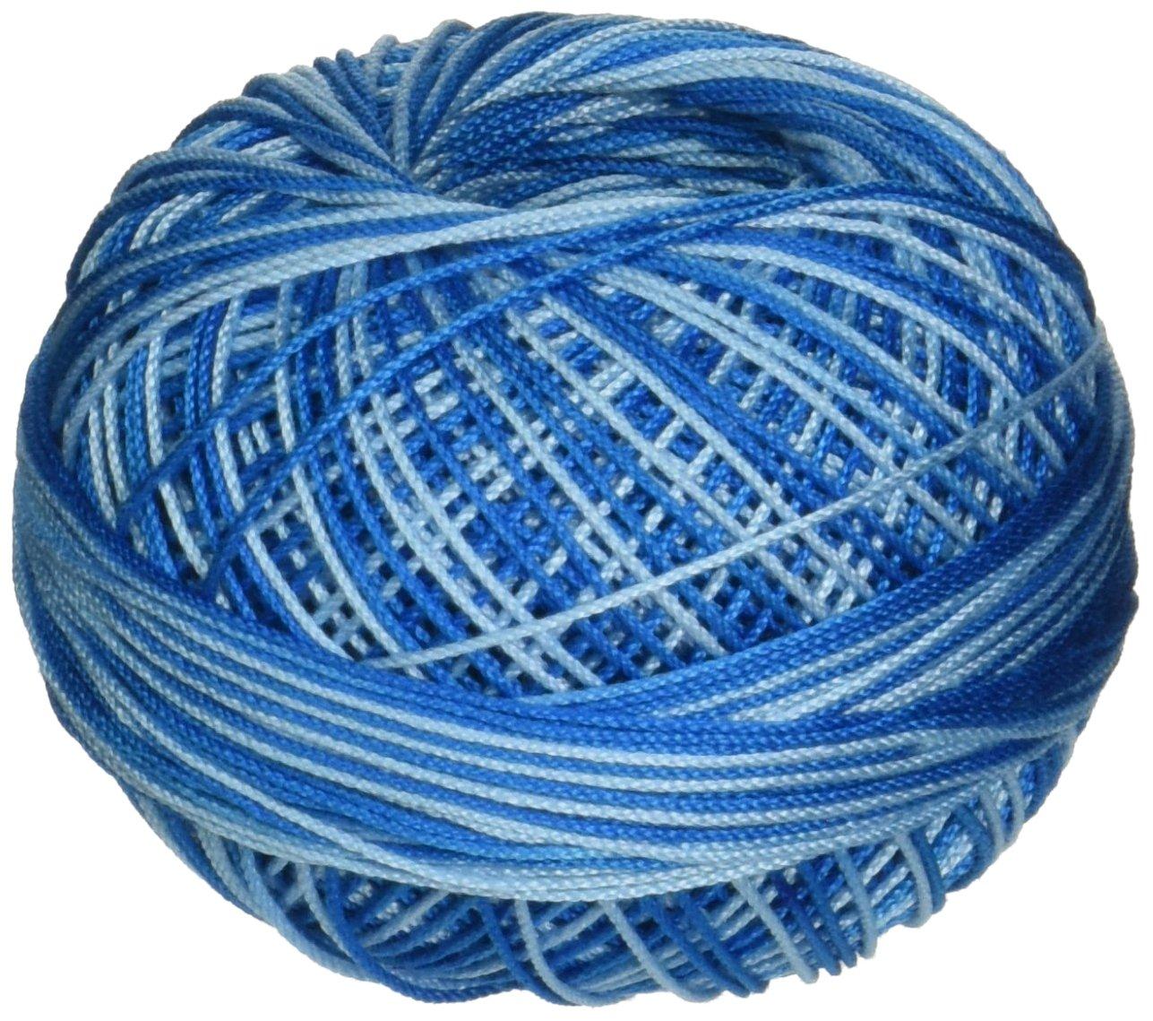 Handy Hands HH10-122 Embroidery Lizbeth Cordonnet Cotton Size 10-Caribbean