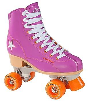 gut aussehen Schuhe verkaufen speziell für Schuh anerkannte Marken Hudora Disco Rollerskates Unisex Rollschuh