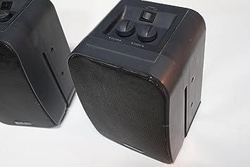 Amazon Optimus 900 Mhz Wireless Replacement Speakers Pair