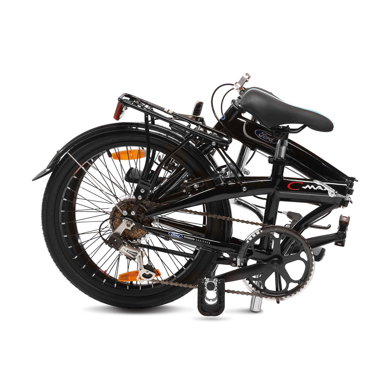Bicicleta plegable dahon ford s max 20
