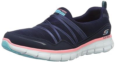 Skechers Synergy - Scene Stealer - Zapatillas de Deporte Mujer: Amazon.es: Zapatos y complementos