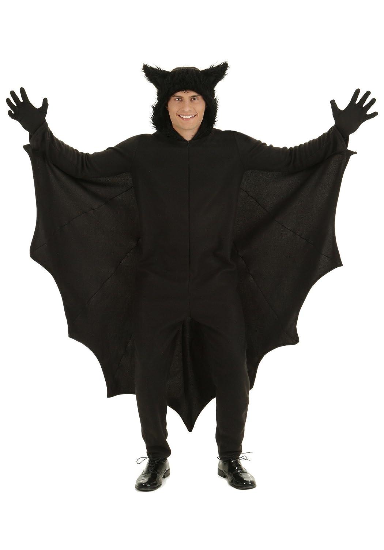 Plus Fleece Bat Fancy dress costume 2X