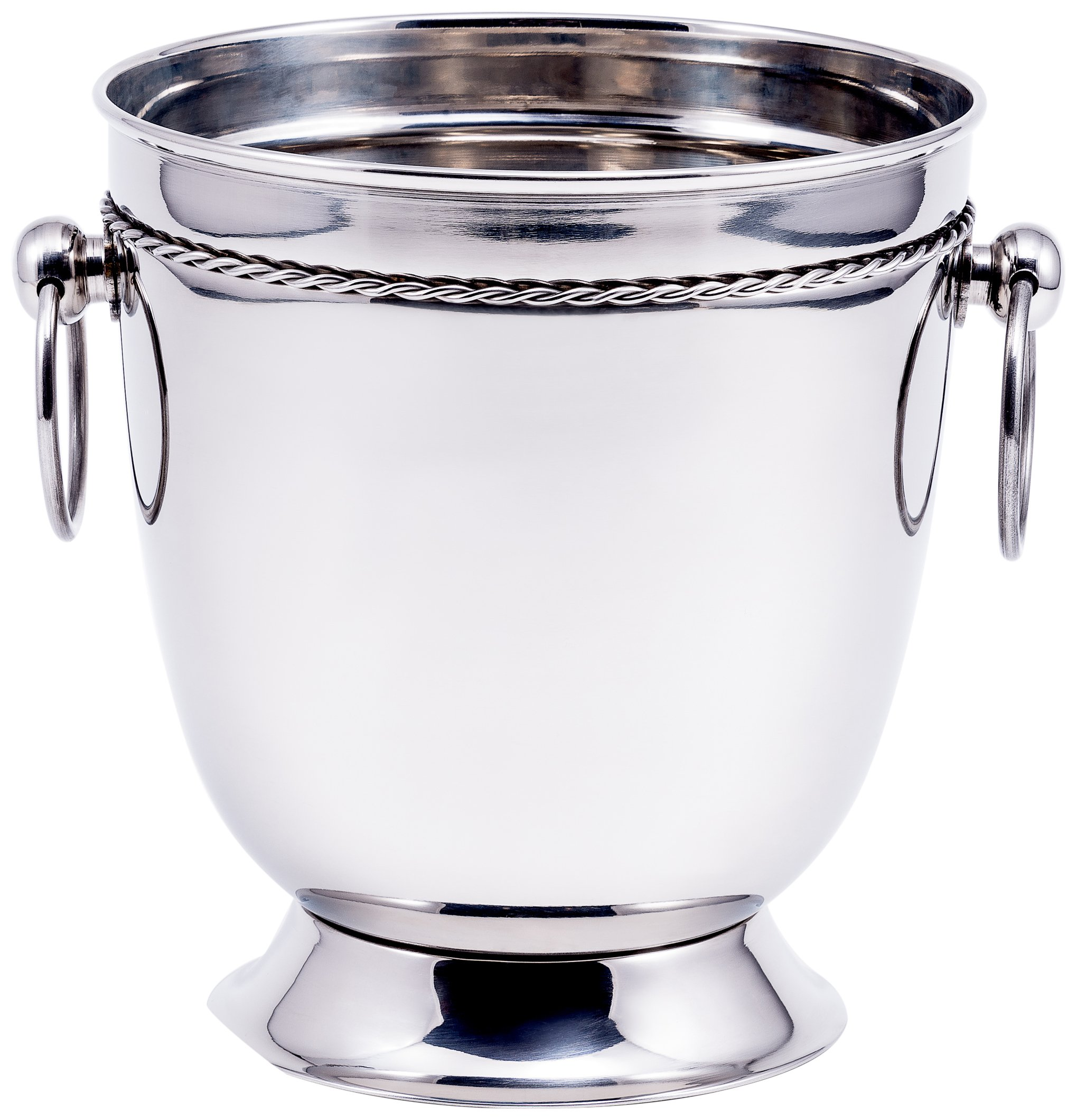 Old Dutch International Champagne Bucket, Stainless Steel by Old Dutch