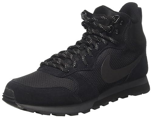 newest 4f9ba 12339 Nike Mens Md Runner 2 Mid Prem Gymnastics Shoes, AnthraciteBlack 004, 6.5