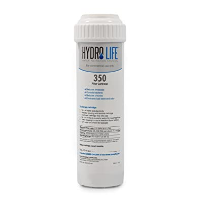 Hydro Life 52645 300 Series Model 350 Carbon/KDF Filter Cartridge: Automotive