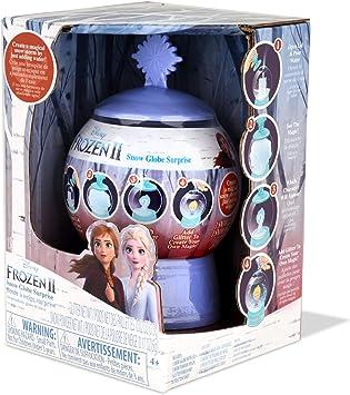Basic Fun!-Bola Bolas de nieve sorpresa Disney Frozen 2, multicolor, (31300) , color/modelo surtido: Amazon.es: Juguetes y juegos