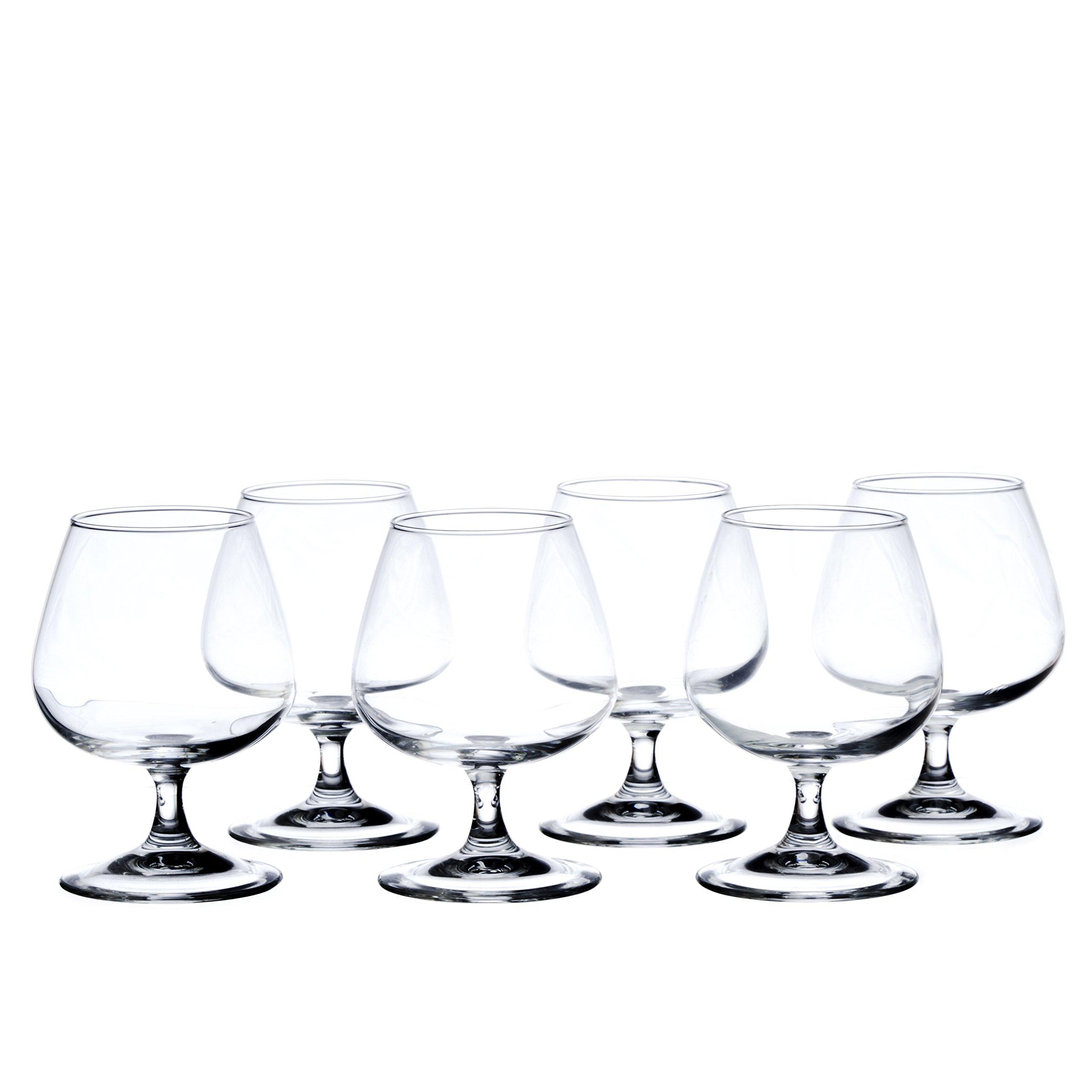 Brandy/Whiskey Glasses, t.m. Arcoroc, 14 oz. (410 ml.), 6-piece set, 12-piece set (12) by Arcoroc