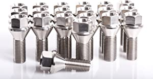 BMW Replacement Titanium Lug Bolts Aerospace Grade by ACER Racing