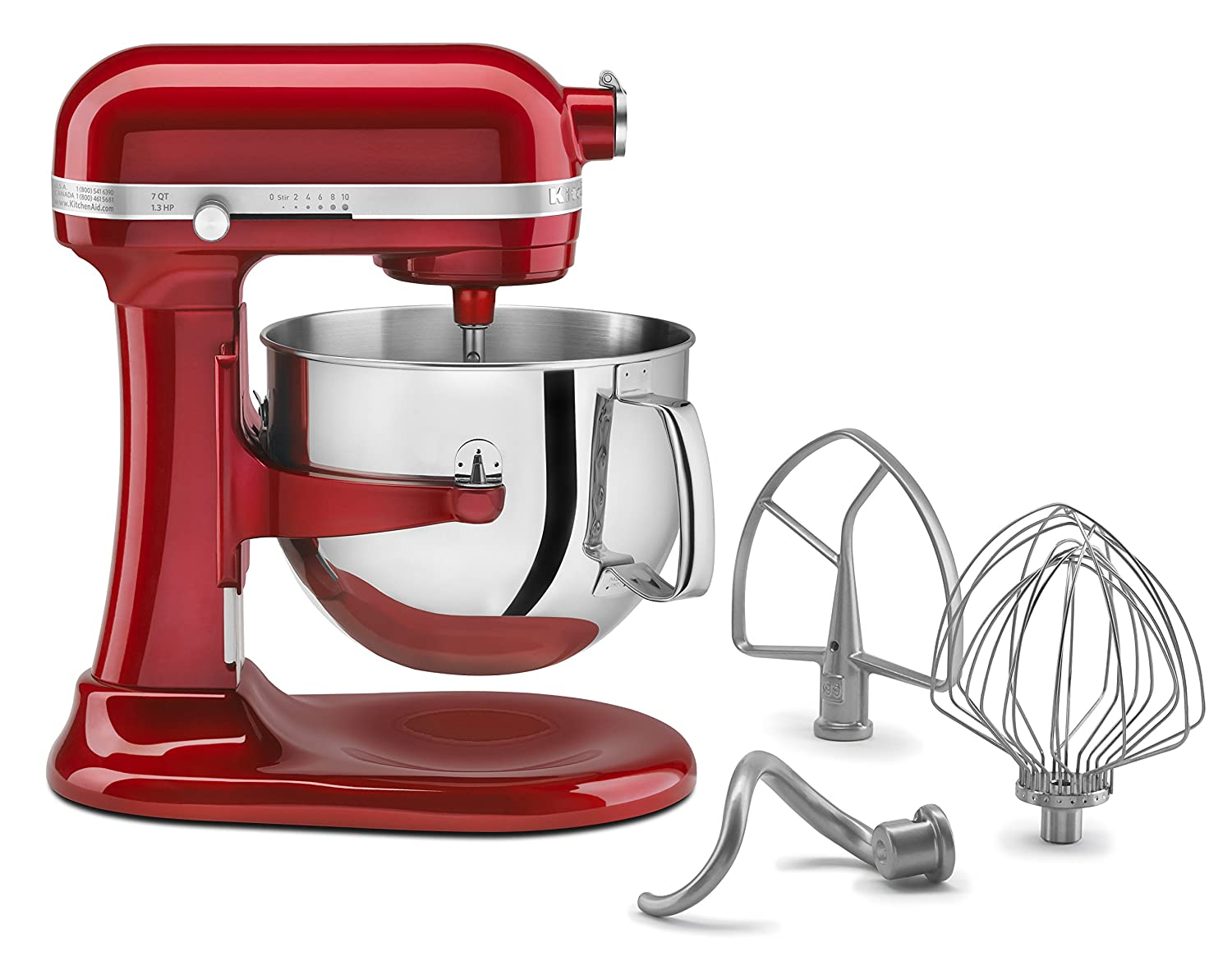 KitchenAid 7 Qt Bowl Lift Stand Mixer (Certified Refurbished)