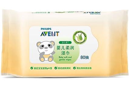 Philips AVENT SCF986/22 toallita húmeda para bebé 80 pieza(s) - Toallitas