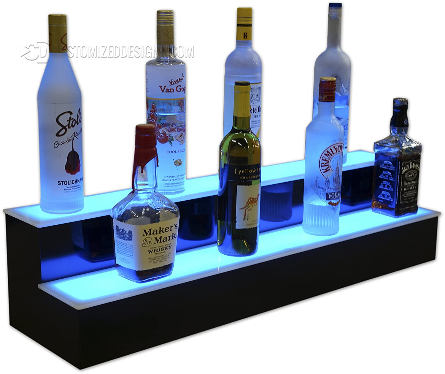 back bar lighting. fine bar amazoncom 36 in back bar lighting w