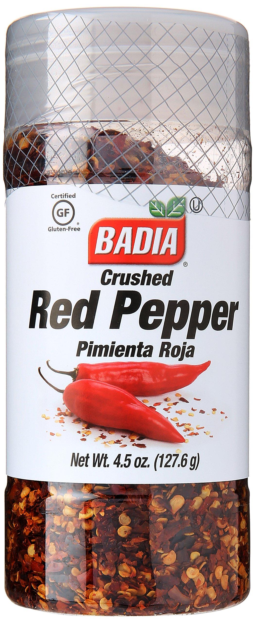 Badia Crushed Red Pepper, 4.5 oz