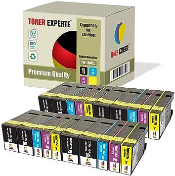 Pack de 20 XL TONER EXPERTE® Compatibles PGI-1500XL Cartuchos de ...