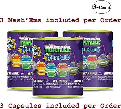 Amazon.com: Mashems de las Tortugas Ninja de la serie ...