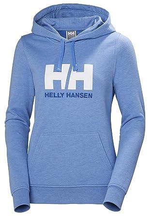 Helly Hansen W HH Logo Hoodie Sudadera con Capucha, Mujer: Amazon.es: Deportes y aire libre