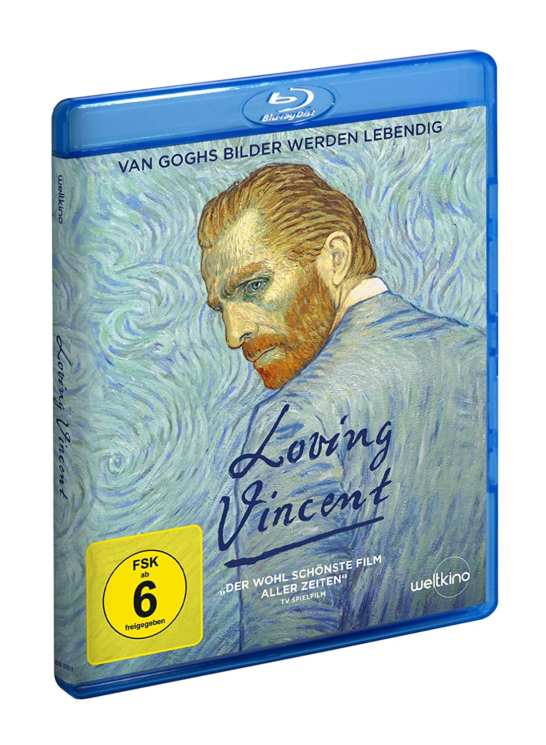 Loving Vincent [Alemania] [Blu-ray]: Amazon.es: Dorota ...