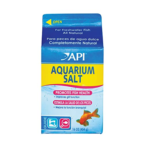 API Freshwater Aquarium Salt, 453 g