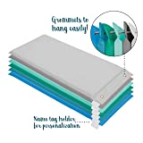 ECR4Kids SoftZone Hanging Rest Mat - Daycare and